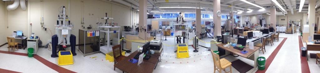 Panorama of NMR Facility
